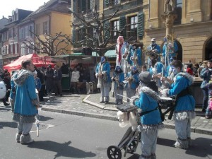Carnaval d'Orbe 2017